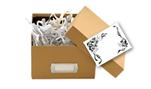 箱・保存袋・ギャランティーカードはセットで。