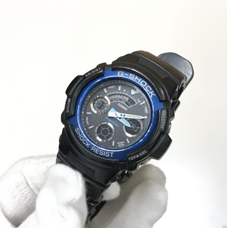 リサイクル Gショック 腕時計